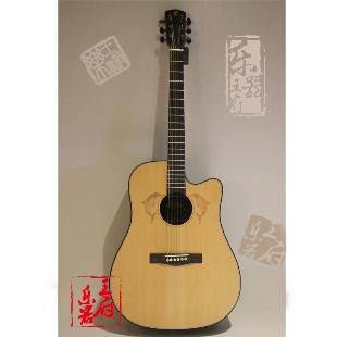 德威吉他DX-B