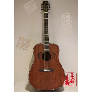 德威吉他DX-C