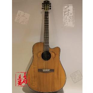 德威吉他DX-FG