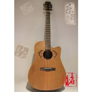 德威吉他SP-6