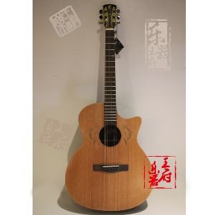 德威吉他SOLO-3