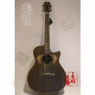 德威吉他SOLO-8