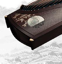 敦煌牌古筝S98JBB-芒种图案-凤枝吟月敦