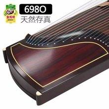 敦煌古筝695O-天然存真(素面)
