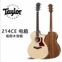 泰勒民谣吉他214CE